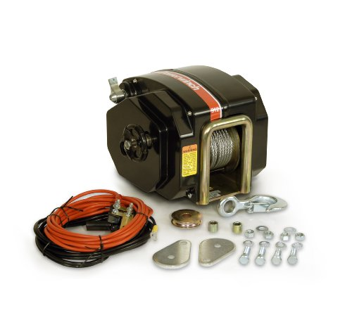 Powerwinch 912 Trailer Winch (40' x 7/32' Cable)