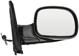 Depo 333-5403R3EB Black Passenger Side Power Non-Heated Mirror