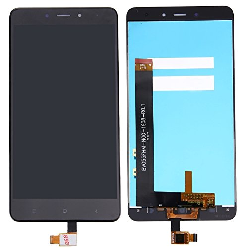 Mobile Phone Replacement Parts, iPartsBuy Xiaomi Redmi Note 4 LCD Screen +  Touch Screen Digitizer Assembly ( Color : Black )