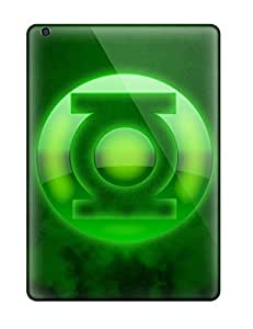 Best Quality JeremyRussellVargas Case Cover With Green Lantern Nice Appearance Compatible With Ipad Air 2071504K44806046