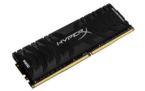 HyperX Predator Black 8GB 2400MHz DDR4 CL12 DIMM XMP (HX424C12PB3/8) (Predator Ram Kingston)