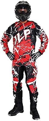 JLP Racing - Traje de motocross para niño de 10-12 años, para quad ...