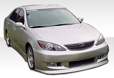 2002-2006 Toyota Camry Duraflex Top Gear 2 Kit- Includes Top Gear 2 Front Bumper (100399), Top Gear 2 Rear Bumper (100400), and Evo 5 Sideskirts (100398). - Duraflex Body - Evo 5 Duraflex Body