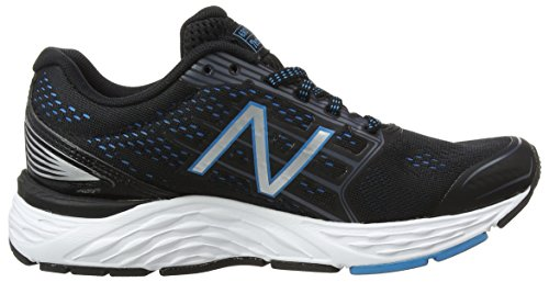 New Balance Running Blue Nero Donna W680v5 Scarpe Black qpCFwq8n