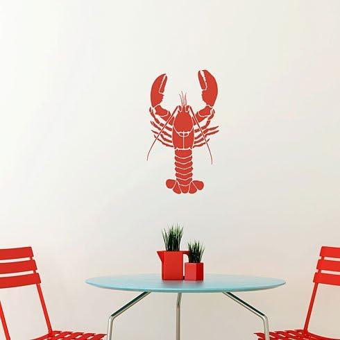 Medium Lobster Stencil