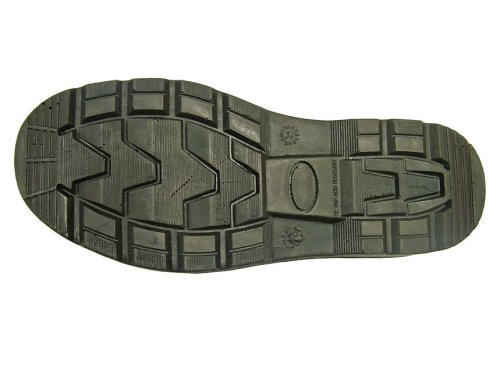 Scan SCAFWDEAL7 - Calzado de protección (tamaño: 7), color: negro