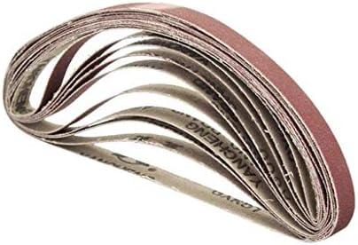サンディングベルト40-600グリット研削サンダー研磨用品 - 100#