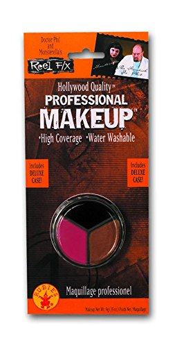 Rubie's Costume Co Fx 3 Color M/U-Br/Blk/Red -