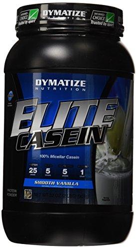 elite casein dymatize vanilla