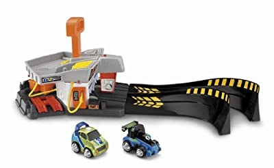 Fisher-price Revn Go Garage by Fisher-Price