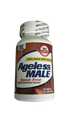 New Vitality Ageless Testosterone Booster product image
