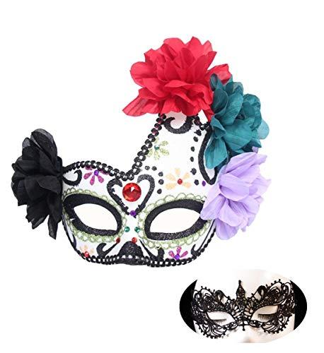 Haojing Masquerade Carnival Mardi Gras Costume Venice