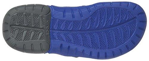 Crocs Swiftwater Jean Uomo slate Grey Blue M Infradito dd17Zacrq