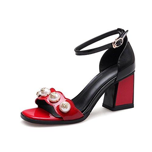 Ballerine Red AdeeSu AdeeSu Donna Ballerine Ballerine Donna Red AdeeSu qCE8IPxw6