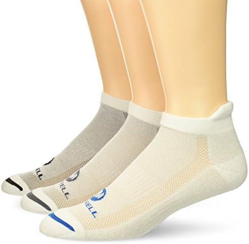 Merrell Mens Hiking Socks Pack of 3