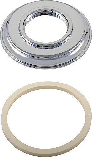 Delta Faucet RP23094 Handle Base with Gasket, Chrome