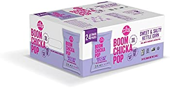 24-Pack Angie's Boomchickapop Gluten Free Sweet and Salty Kettle Corn