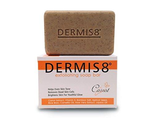 Dermis8 Exfoliating Brightening Soap 7oz (200gr)