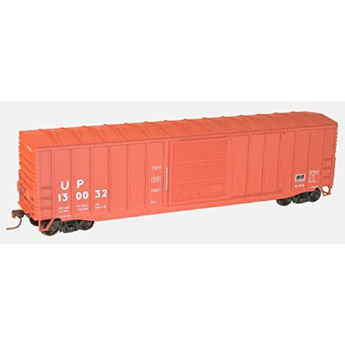 Accurail HO Kit No.5656 - 50' Exterior-Post Plug-Door Boxcar - Kit -- Union Pacific by Accurail (Accurail Ho 50' Exterior Post)