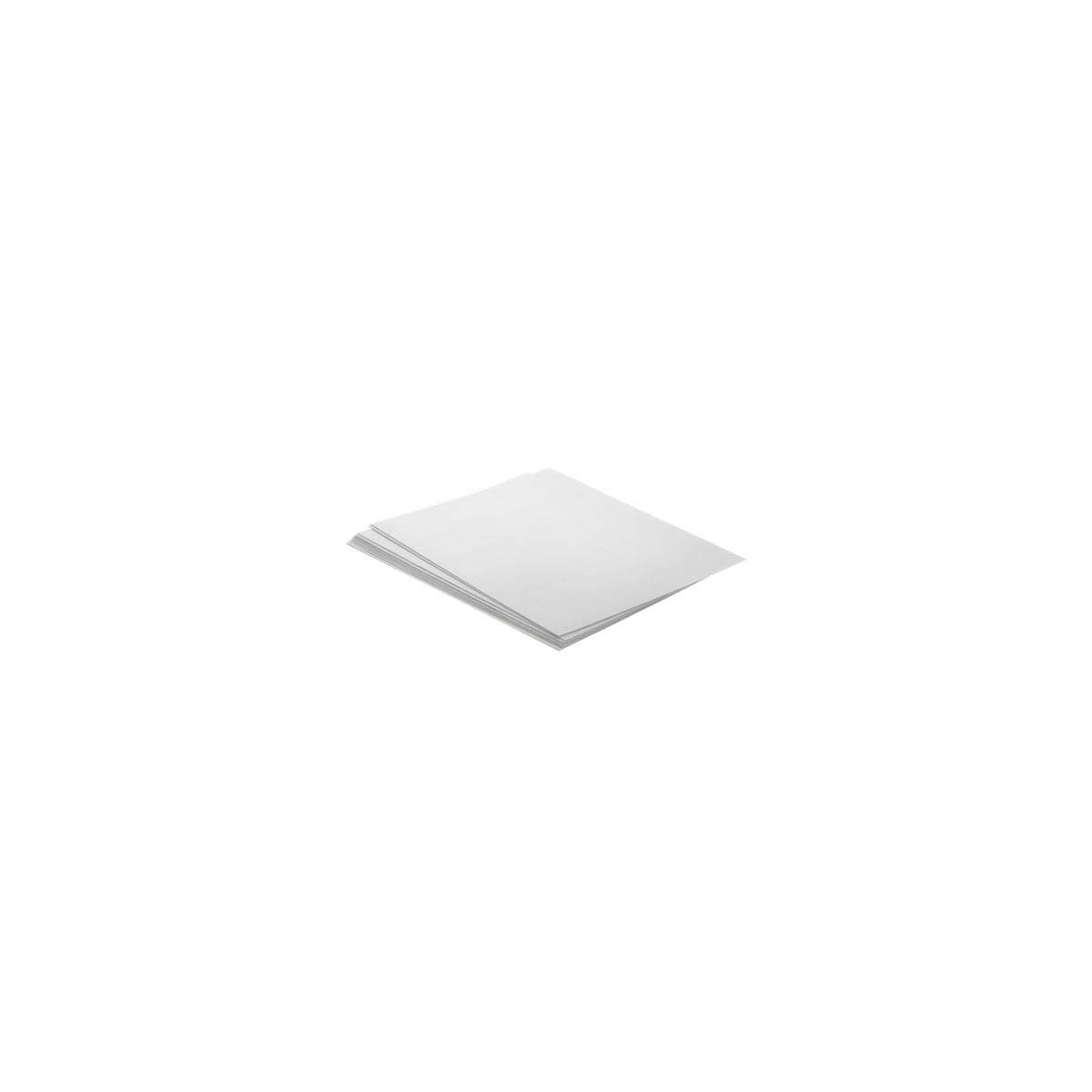 Adorama Variable Grade, Black and White Resin Coated Photo Enlarging Paper, 8x10, 25 Sheets, Glossy Surface