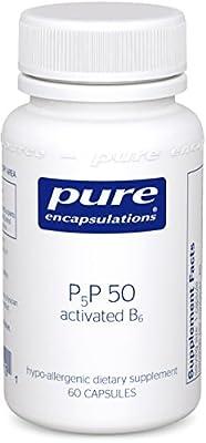 P5P 50 60 VegiCaps (Activated B6)