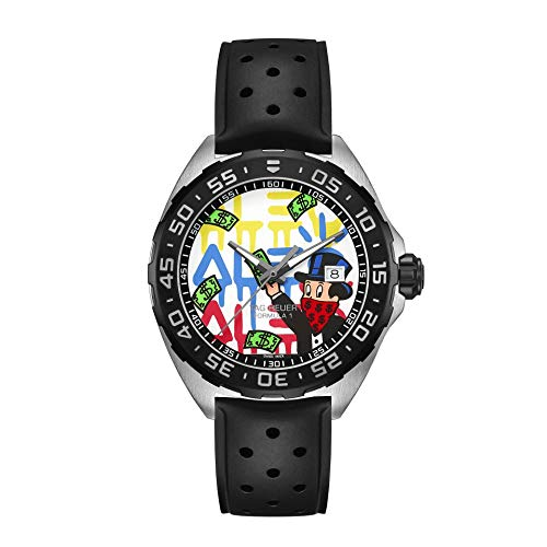 Tag Heuer Formula 1 ALEC Monopoly Special Edition Men's Sport Watch WAZ1119.FT8023