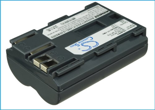 Cameron Sino Rechargeble Battery for Canon mv500i (1500 mAh)   B01E0SDVB2