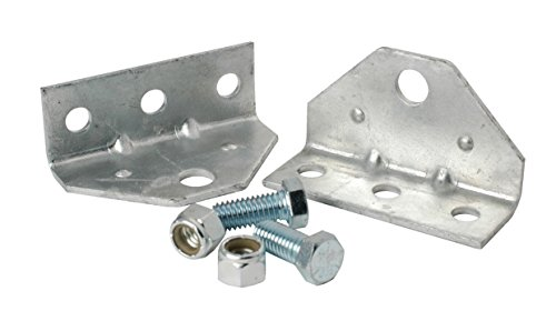 CE Smith Trailer 10205GA Swivel Bracket (Pair)- Replacement Parts and Accessories for your Ski Boat, Fishing Boat or Sailboat (Hardware Trailer Brackets)