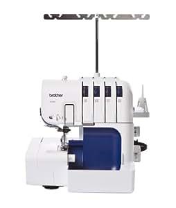 Brother Overlock 4234D - Máquina cilíndrica de cuatro hilos con diferencial