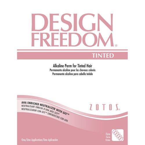 Zotos Design Freedom Acid Perm Tinted