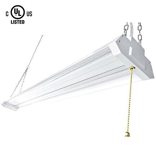 USA Free Shipping BWL Led Shop Light 4ft 42 Watt 4500
