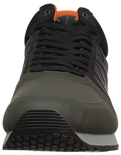 Armani A Running Ivy Men climbing Exchange Black X Retro zqHqx5