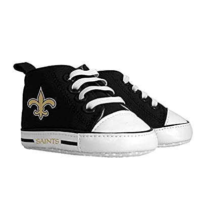 Baby Fanatic Pre-Walker Hightop, New Orleans Saints