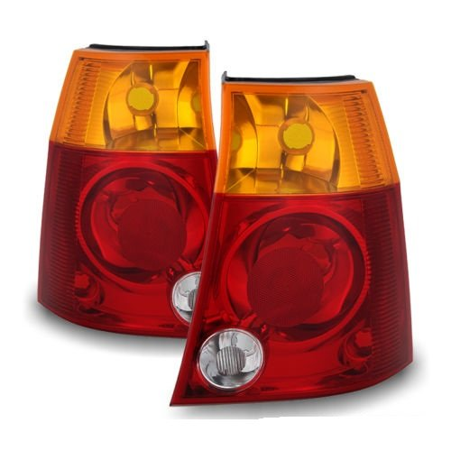 Chrysler Pacifica Touring (Jdragon Chrysler 2004-2008 Pacifica Replacement Rear Tail Brake Lights Set Touring Limited)
