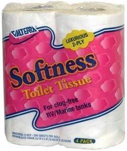 Valterra Softness Two-Ply Toilet Tissue