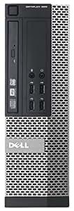 DELL OptiPlex 990 SFF 3.1GHz i5-2400 SFF Negro, Plata PC - Ordenador de sobremesa (3,1 GHz, 2ª generación de procesadores Intel® Core™ i5, 4 GB, 500 GB, DVD Super Multi, Windows 7 Professional)