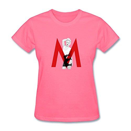 CNTJC Women's Miley Cyrus T Shirt L (Stop Bush T-shirt)