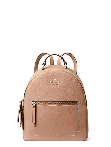 Kate Spade New York Thompson Street Brooke Leather Backpack - Ginger Tea