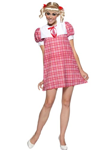 Cindy Brady Costume (Adult Book Character Costumes)