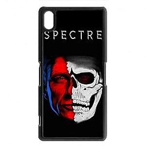 Amazing Film Spectre 007 James Bond Funda,007 Spectre Funda Black Hard Plastic Case Cover For Sony Xperia Z2