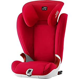 Britax Kidfix SL Car Seat (Fire Red)