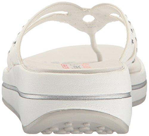 Upgrades Sailin 40898 Jewel Pink White Skechers 8SwqU