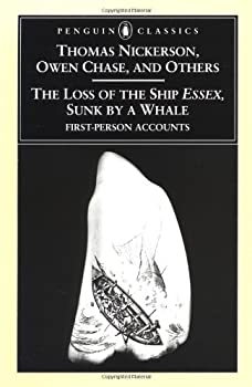 The Wreck of the Whaleship Essex 0140437967 Book Cover