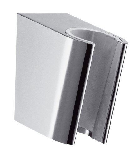 Hansgrohe 28331000 Porter S Hand Shower Holder, Chrome - Hansgrohe Porter E Holder