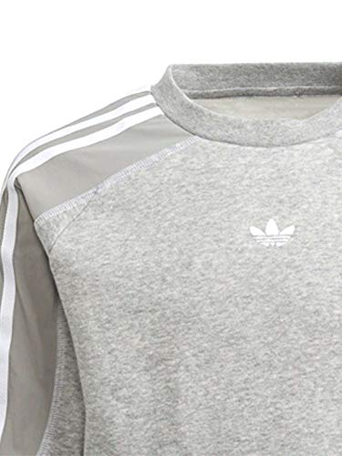 Gris Adidas os ni Originals Dw3862 Sudadera para qxxgS78Y