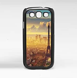 Colorful Paris Sunset By Romantic Paris Eiffel Tower Hard Snap on Phone Case (Galaxy s3 III)