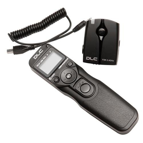 DLC Wireless Intervalometer for Sony E-Mount Cameras