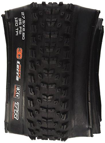 TR Tire - 27.5+ Black, 27.5x2.8 ()