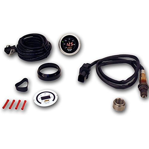 AEM Uego Gauge (30-4110NS) and Bosch Wideband Sensor (17025) Kit