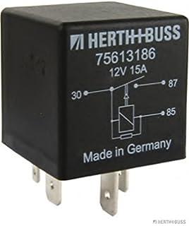 HERTH+BUSS JAKOPARTS 75898261 Relais Kraftstoffpumpe